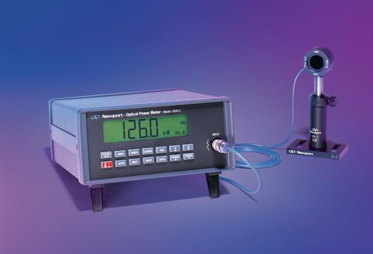 Byu Photonics Optical Power Meter Newport 1830 C